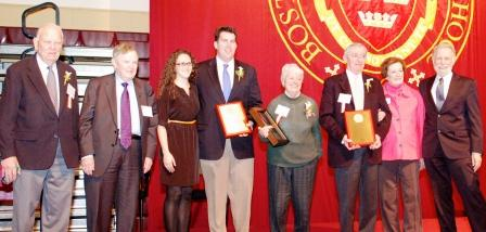 BC High Celebrates St. Ignatius Award Winners