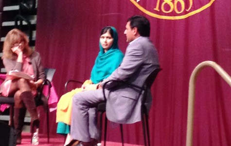 Malala Shares Vision of Global Education at BC High