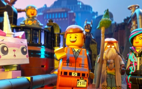 Lego Movie Dominates Box Office