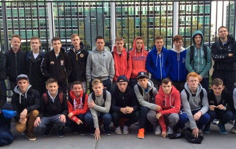 Boys on Tour: Belvedere College Visits BC High