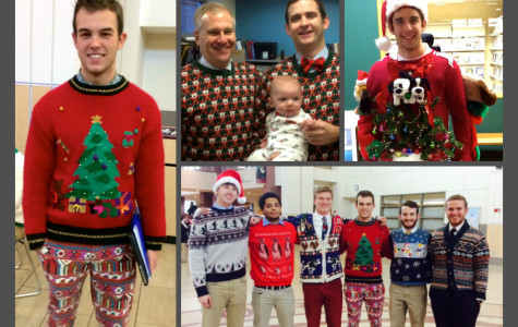 Holiday Attire Invades BC High