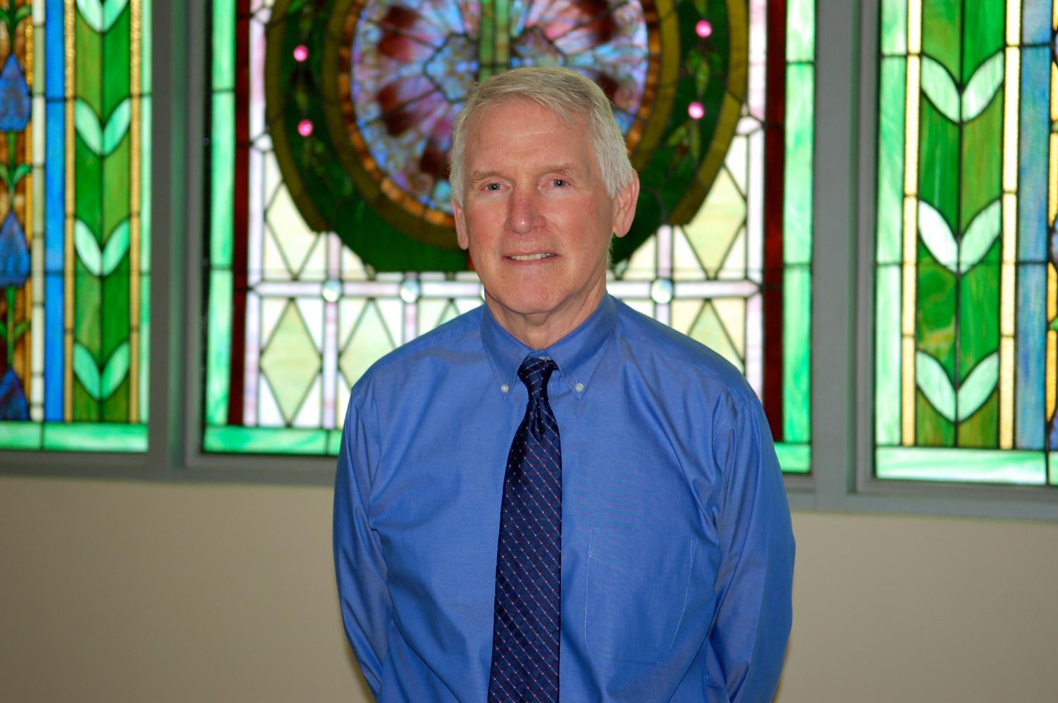 Mr. Hughes reflects on his life of service