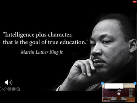 The Martin Luther King Service, Reimagined