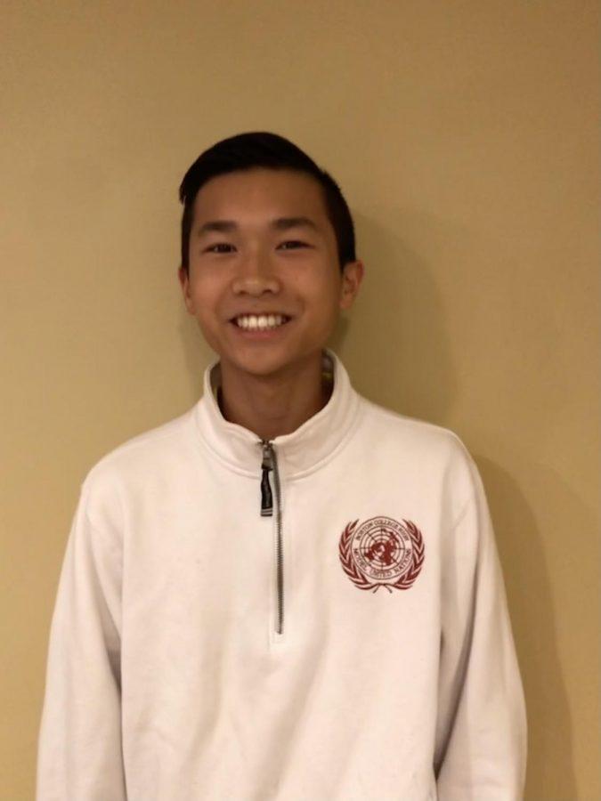 Tyler Kwong '23