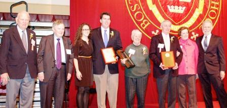 BC High Celebrates St. Ignatius Award Winners