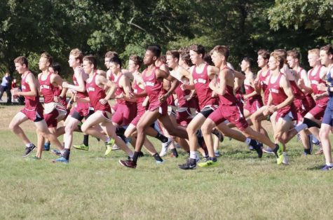 BC High XCountry Finishes Strong